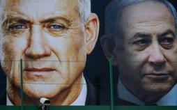بنیامین نتانیاهو و بنی گانتس,اخبار سیاسی,خبرهای سیاسی,خاورمیانه