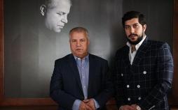 علی پروین و پسرش,اخبار فوتبال,خبرهای فوتبال,حواشی فوتبال