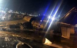 سقوط هواپیما در فیلیپین,اخبار حوادث,خبرهای حوادث,حوادث