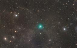 دنبالهدار عظیم,اخبار علمی,خبرهای علمی,نجوم و فضا