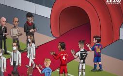 کاریکاتور در مورد تونل افتخار برای پرستاران و پزشکان,کاریکاتور,عکس کاریکاتور,کاریکاتور ورزشی