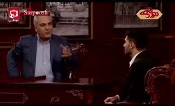 فیلم/ دلیل ترک استقلال توسط استراماچونی از زبان علی کریمی