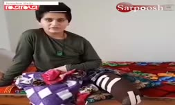فیلم/ اولین مصاحبه با پسر فداکاری که هنگام ضدعفونی کردن معابر پای چپ خود را از دست داد