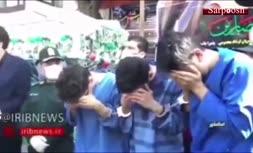 فیلم/ اولین صحبت های قاتل موبایل فروش اسلامشهری