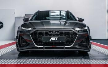 نسخه تیونینگ شده RS6 Avant آئودی,اخبار خودرو,خبرهای خودرو,مقایسه خودرو