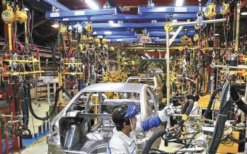 خروج موقت خودروسازی از ورشکستگی,اخبار خودرو,خبرهای خودرو,بازار خودرو