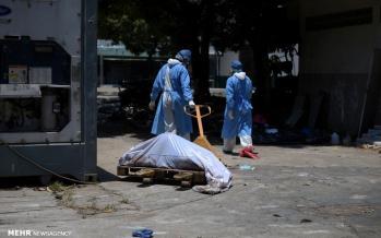 تصاویر اجساد قربانیان کرونا در خیابان های اکوادور,عکس های اجساد قربانیان کرونا در خیابان های اکوادور,تصاویر اجساد قربانیان کرونا