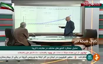 فیلم/ توضیحات مهم یک پزشک ایمنولوژیست در تلویزیون: دلیل افزایش سرعت بیماریابی کرونا در ایران چه بود؟