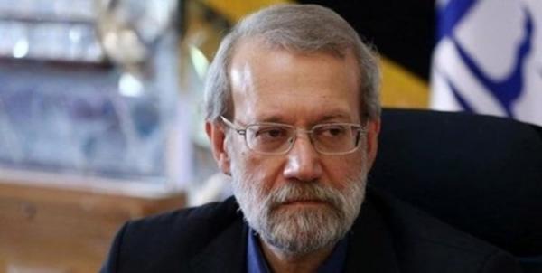 تست کرونای علی لاریجانی هنوز منفی نشده است