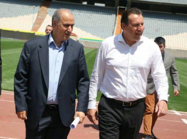 مهدی تاج و ویلموتس,اخبار فوتبال,خبرهای فوتبال,فوتبال ملی