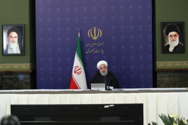 روحانی: بازگشایی تدریجی ضرورت کشور بود/ تبلیغ بورسی رئیس جمهور!