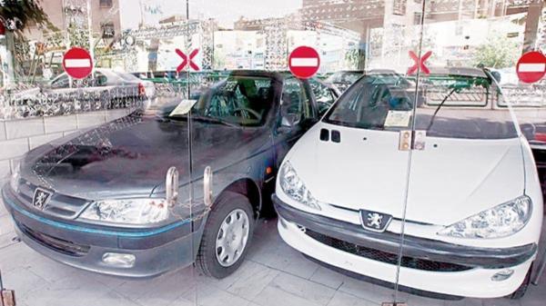 افزایش ۴۰ درصدی قیمت خودروها/ رکود تورمی در بازار خودرو