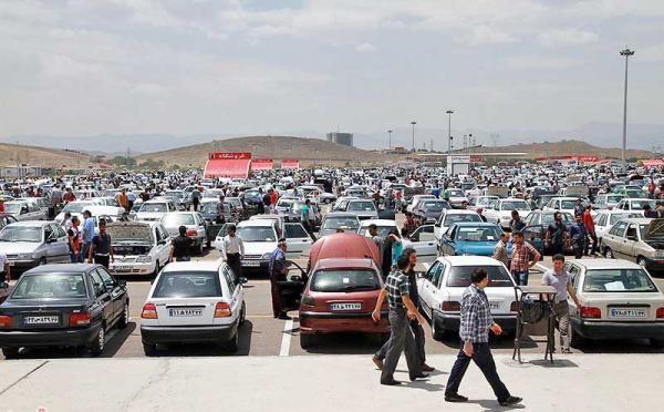 هجوم به بازار خودرو,اخبار خودرو,خبرهای خودرو,بازار خودرو