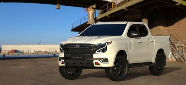 اولین پیکاپ هیوندای ۲۰۲۱,اخبار خودرو,خبرهای خودرو,مقایسه خودرو