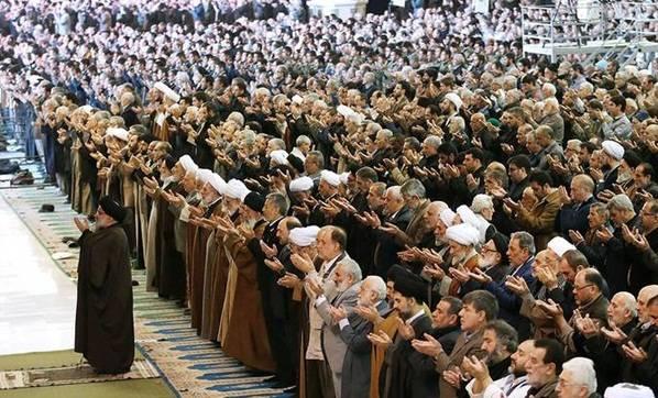 تا اطلاع ثانوی نماز جمعه در مراکز استان ها اقامه نخواهد شد