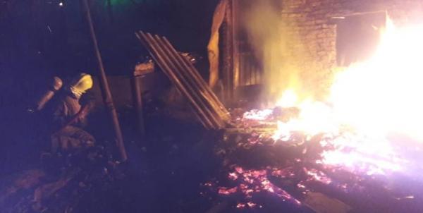آتشسوزی در مجتمع مسکونی در اصفهان,اخبار حوادث,خبرهای حوادث,حوادث امروز