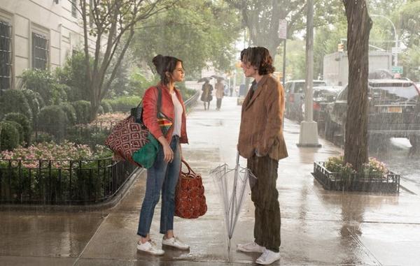 فیلم روز بارانی در نیویورک,اخبار فیلم و سینما,خبرهای فیلم و سینما,اخبار سینمای جهان