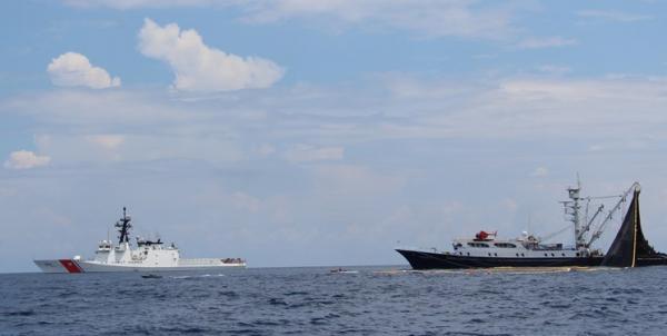 حمله ناو آمریکایی به کشتی ونزوئلایی,اخبار سیاسی,خبرهای سیاسی,دفاع و امنیت