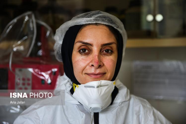 تصاویر آزمایشگاه تخصصی تشخیص کووید ۱۹ در اصفهان,عکس های آزمایشگاه تشخیص کرونا در اصفهان,تصاویر آزمایشگاه کرونا در اصفهان