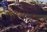 ریزش معدن در لیبریا,کار و کارگر,اخبار کار و کارگر,حوادث کار