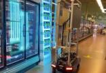 ربات های شرکت آمازون برای مبارزه با کرونا,اخبار علمی,خبرهای علمی,اختراعات و پژوهش
