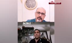 فیلم/ وقوع زلزله تهران و غافلگیر شدن «کوروش باقری» قهرمان سابق وزنه برداری جهان