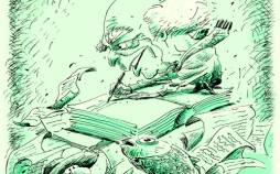 کاریکاتور در مورد فوت نجف دریابندری,کاریکاتور,عکس کاریکاتور,کاریکاتور هنرمندان