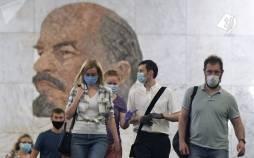 تصاویر مسکو پس از پایان قرنطینه,تصاویر پایان قرنطینه در مسکو,عکس های پایان یافتن قرنطینه در مسکو روسیه