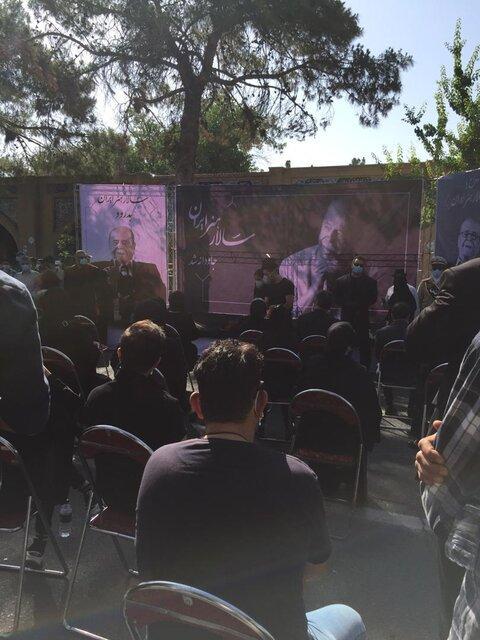 مراسم تشییع پیکر مرحوم «محمدعلی کشاورز»,اخبار هنرمندان,خبرهای هنرمندان,اخبار بازیگران