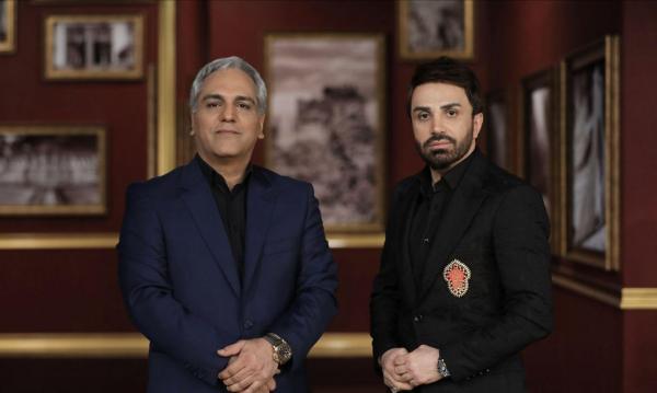 علی لهراسبی خواننده و مهران مدیری,اخبار صدا وسیما,خبرهای صدا وسیما,رادیو و تلویزیون