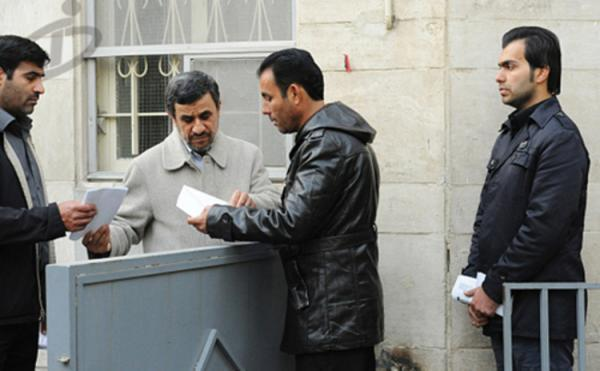 ماجرای نامهنگاری با احمدینژاد,اخبار سیاسی,خبرهای سیاسی,اخبار سیاسی ایران