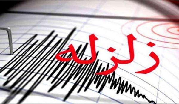 زلزله حوالی خنج,اخبار حوادث,خبرهای حوادث,حوادث طبیعی
