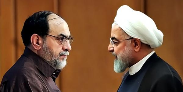 درگیری لفظی روحانی و رحیم پور,اخبار سیاسی,خبرهای سیاسی,اخبار سیاسی ایران