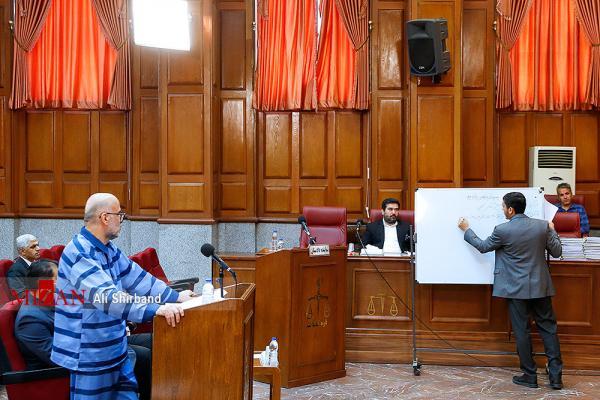 طبری در جلسه دوم دادگاه: اتهامات مربوط به گذشته است و بیشتر آنها مختومه شده/ ۲۰ سال خدمت صادقانه به قوه قضائیه داشته ام