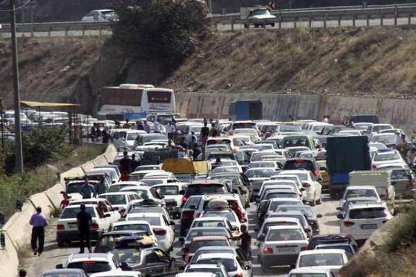وضعیت ترافیکی جادهها در تعطیلات عیدفطر,اخبار اجتماعی,خبرهای اجتماعی,وضعیت ترافیک و آب و هوا