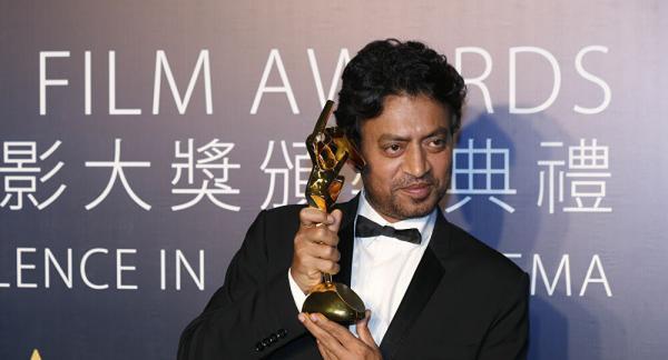 عرفان خان,اخبار هنرمندان,خبرهای هنرمندان,اخبار بازیگران