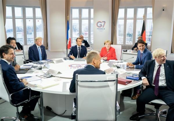 نشست سران گروه ۷,اخبار سیاسی,خبرهای سیاسی,اخبار بین الملل