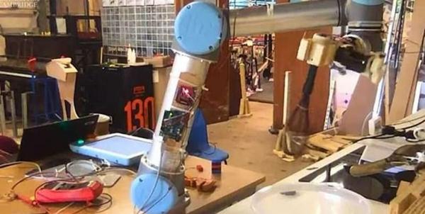 ربات املت پز,اخبار علمی,خبرهای علمی,اختراعات و پژوهش