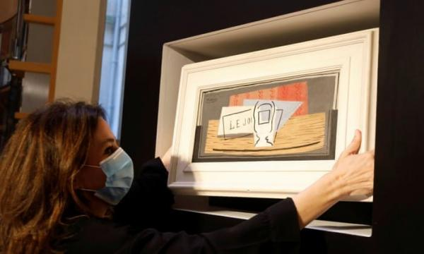 نقاشی پیکاسو,اخبار هنرهای تجسمی,خبرهای هنرهای تجسمی,هنرهای تجسمی