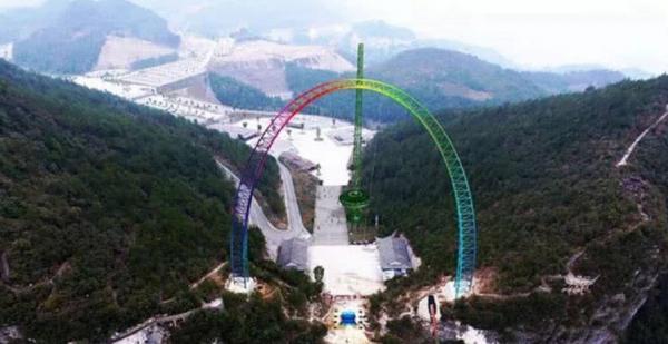 چرخ و فلک در چین,اخبار جالب,خبرهای جالب,خواندنی ها و دیدنی ها