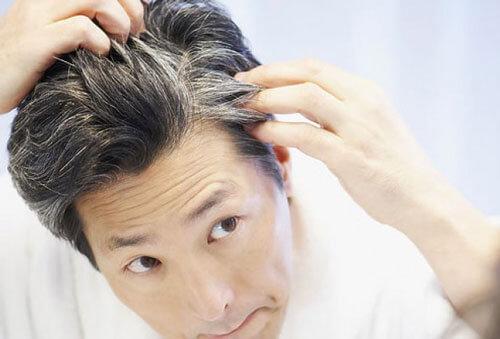 تاثیر استرس بر سفیدی مو,اخبار پزشکی,خبرهای پزشکی,تازه های پزشکی