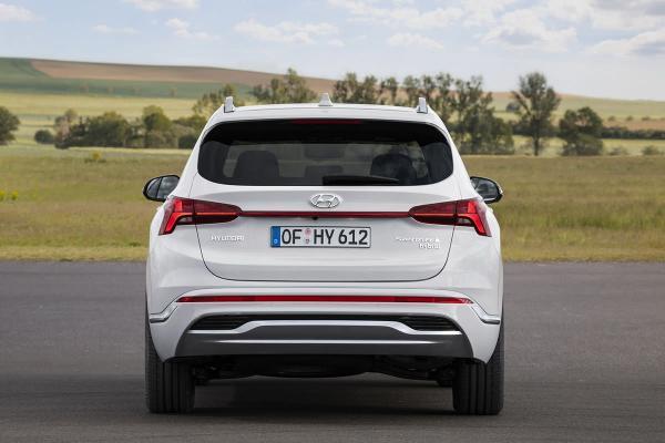 هیوندا سانتافه مدل 2021,اخبار خودرو,خبرهای خودرو,مقایسه خودرو