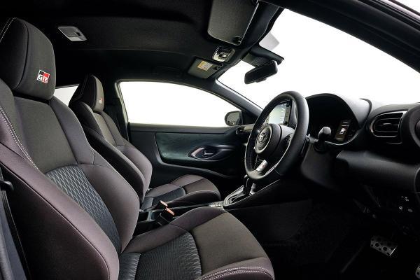 تویوتا یاریس GR,اخبار خودرو,خبرهای خودرو,مقایسه خودرو