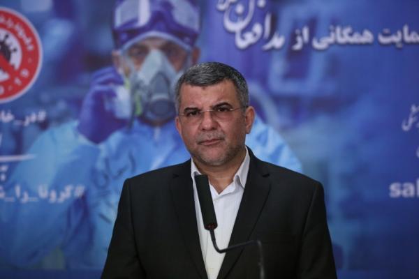 حریرچی: ایران تا یک سال آینده درگیر کرونا خواهد بود