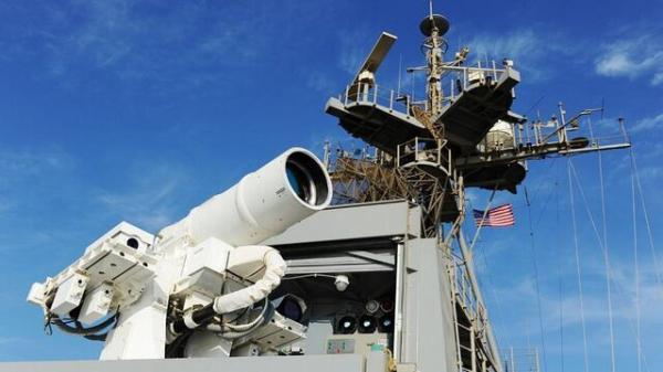 سلاح جدید لیزری ارتش آمریکا,اخبار سیاسی,خبرهای سیاسی,دفاع و امنیت