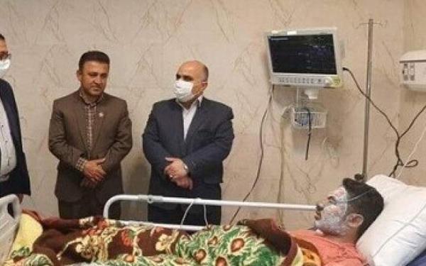 «البرز زارعی» فعال محیط زیست بر اثر سوختگی شدید درگذشت