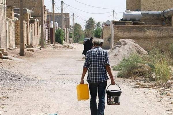 تجمع اهالی غیزانیه برای وضعیت آب شرب,اخبار اجتماعی,خبرهای اجتماعی,شهر و روستا