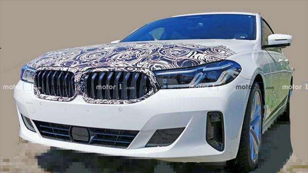 مدل سری ۶ بیامو,اخبار خودرو,خبرهای خودرو,مقایسه خودرو