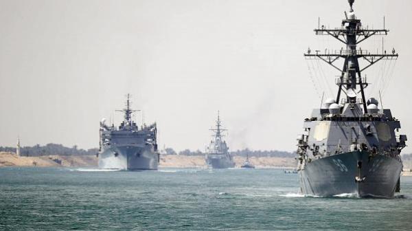 مانورهای نظامی آمریکا در خلیج فارس,اخبار سیاسی,خبرهای سیاسی,دفاع و امنیت