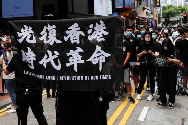 تظاهرات گسترده در هنگ کنگ,اخبار سیاسی,خبرهای سیاسی,اخبار بین الملل